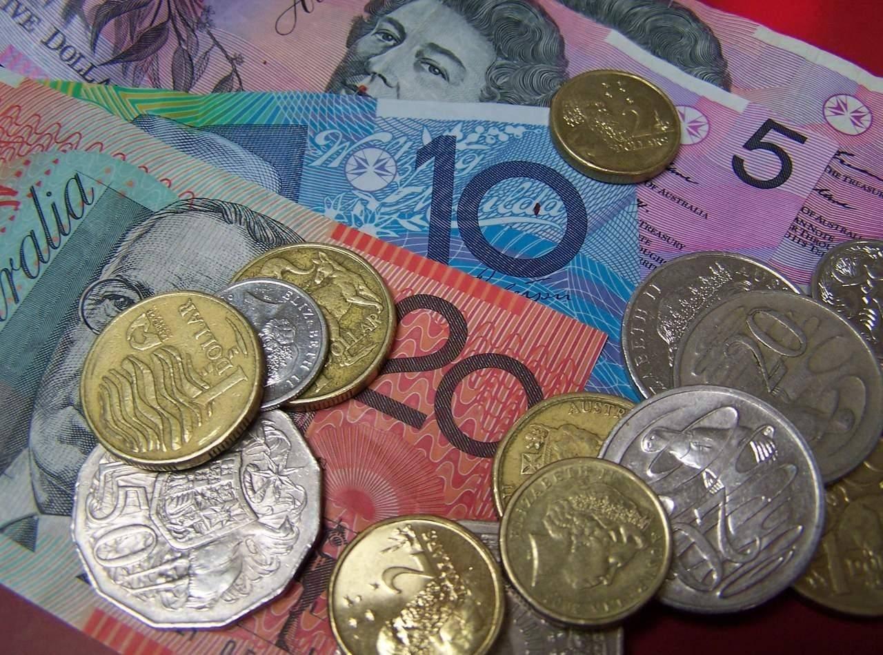 Австралийский доллар википедия