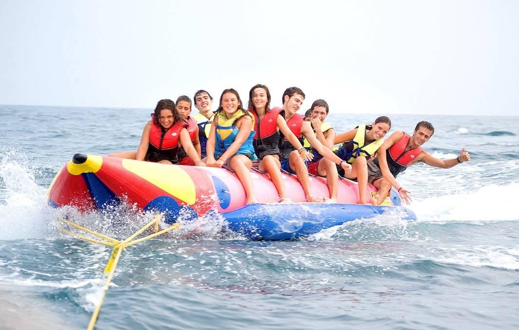 Курсовая работа: организация молодежного туризма - bestreferat.ru
