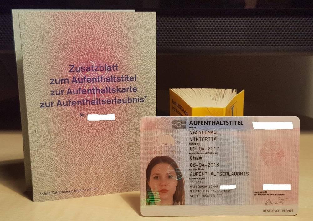 Внж и пмж в германии — как переехать жить в фрг