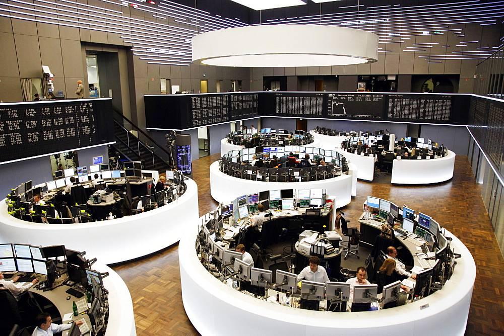 Главные европейские фондовые биржи и их особенности