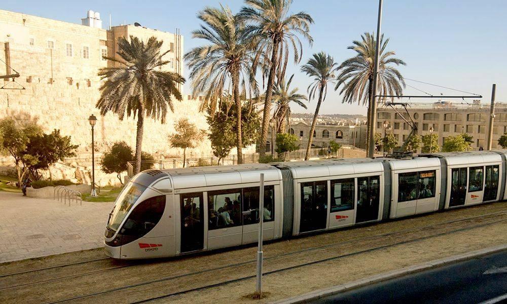 Как работает транспорт в иерусалиме в 2021 году