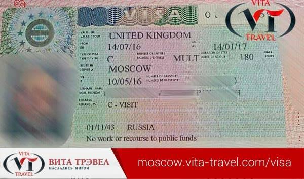 Виза в великобританию | гостевая виза в англию, виза в великобританию по приглашению