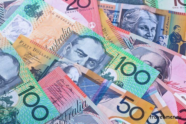Австралийская денежная единица. aud - валюта какой страны, кроме австралии? история и внешний вид