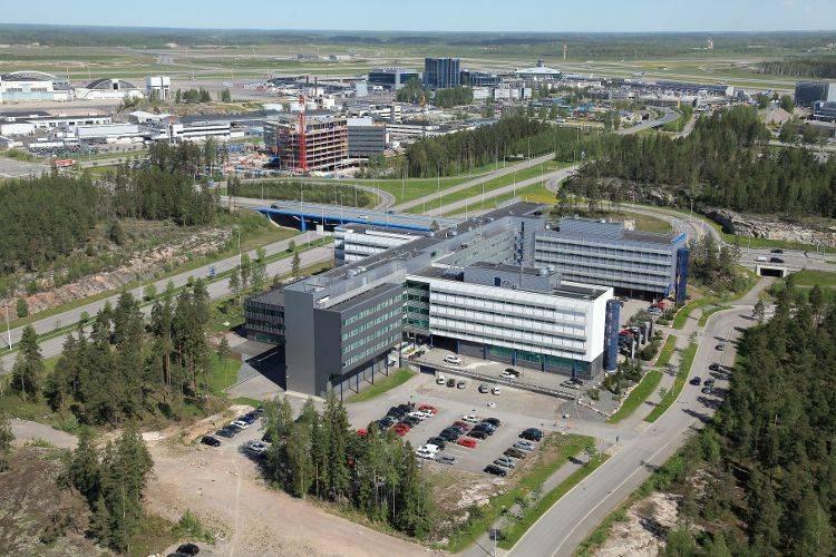 Самые популярные аэропорты в финляндии