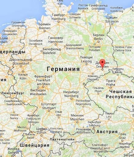 Расстояние между гамбургом и берлином