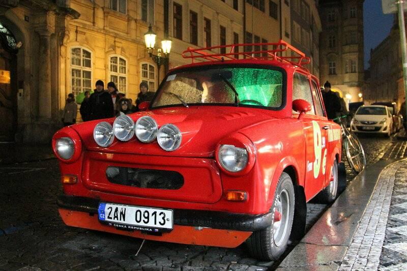 Поездка в чехию на машине из москвы — отзыв андрея
