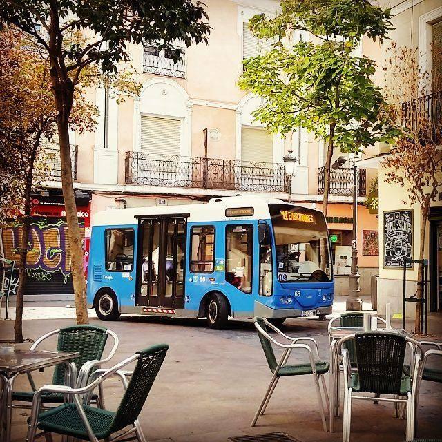 Мадрид, испания. достопримечательности