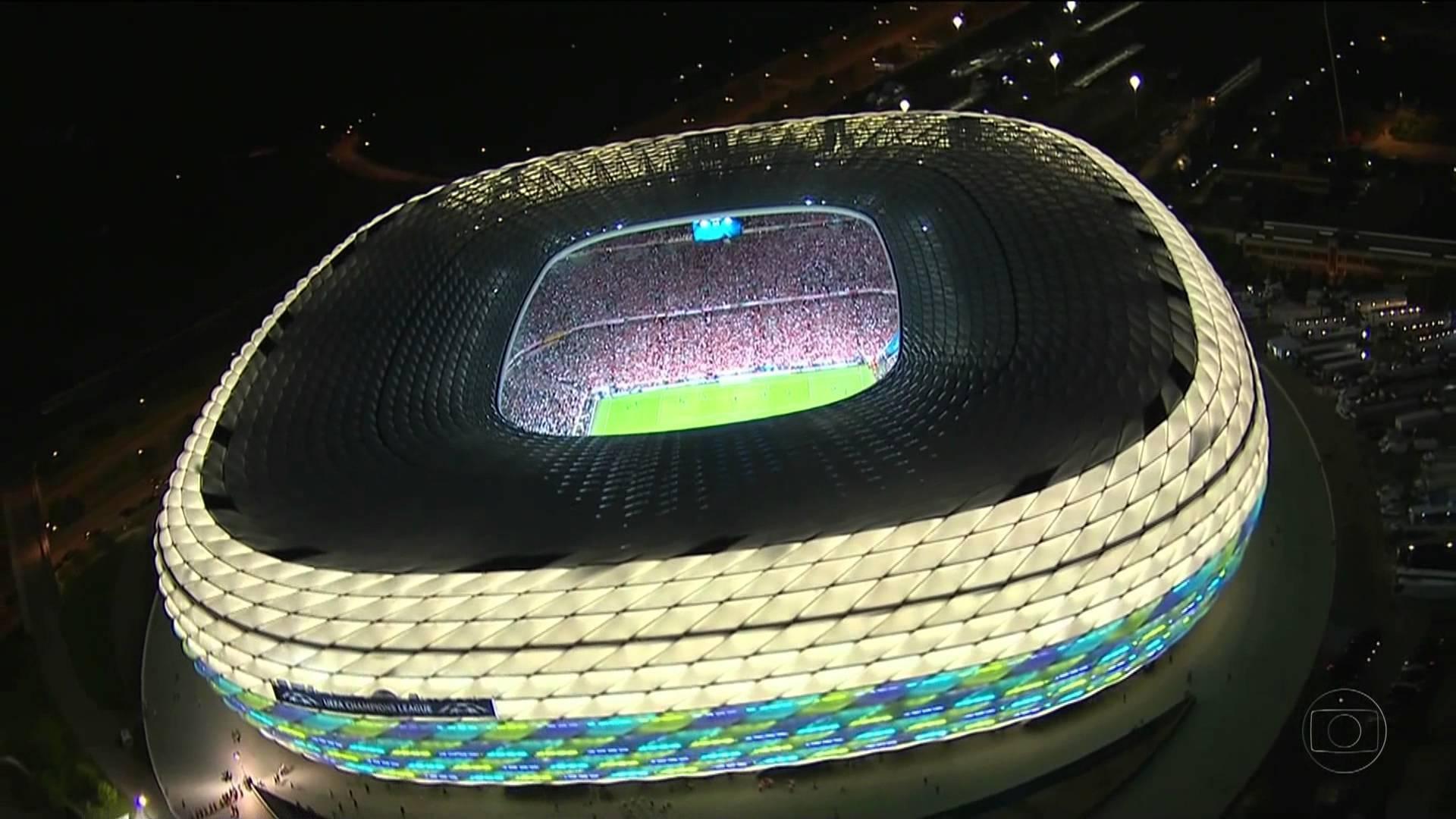 Самые большие стадионы мира по футболу: топ-10, фото
