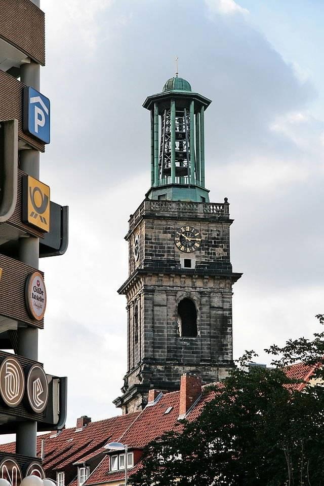 Известные храмы, мечети и соборы ганновера