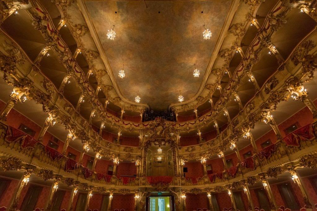 Баварская государственная опера (bayerische staatsoper) | belcanto.ru