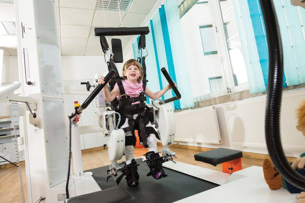 Лечение детей с дцп в германии