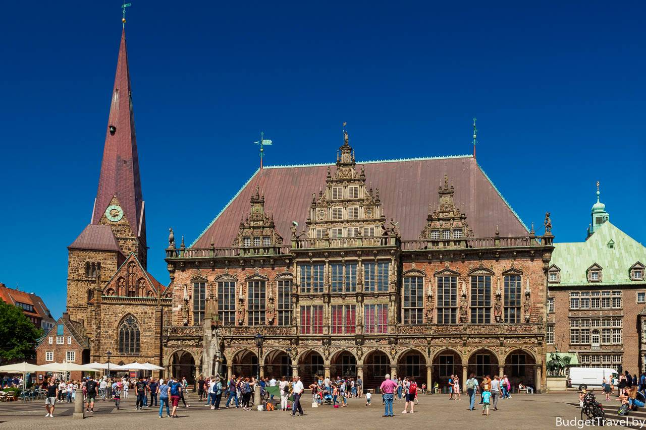 Бремен – город-государство в германии, описание и фото