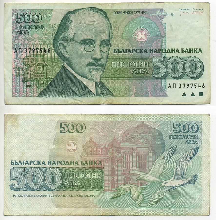 Львиная доля болгарской валюты - история валют - деньги - каталог статей - простыми словами о форекс