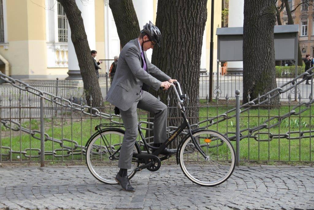 В финляндию на велосипеде
