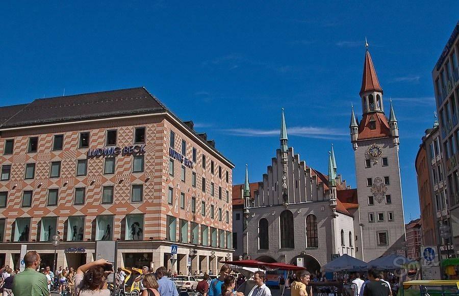 Достопримечательности мюнхена: список, описание, фото