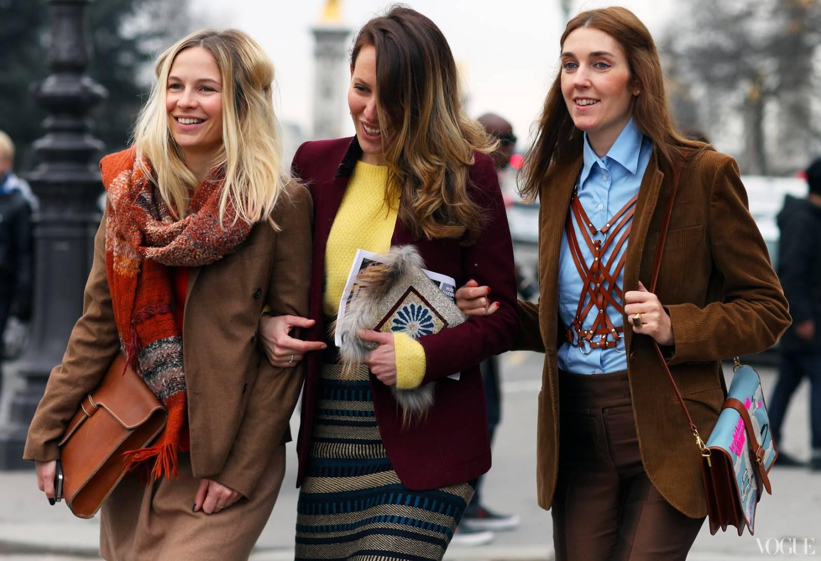 Особенности немецкого гардероба или как одеваются немцы