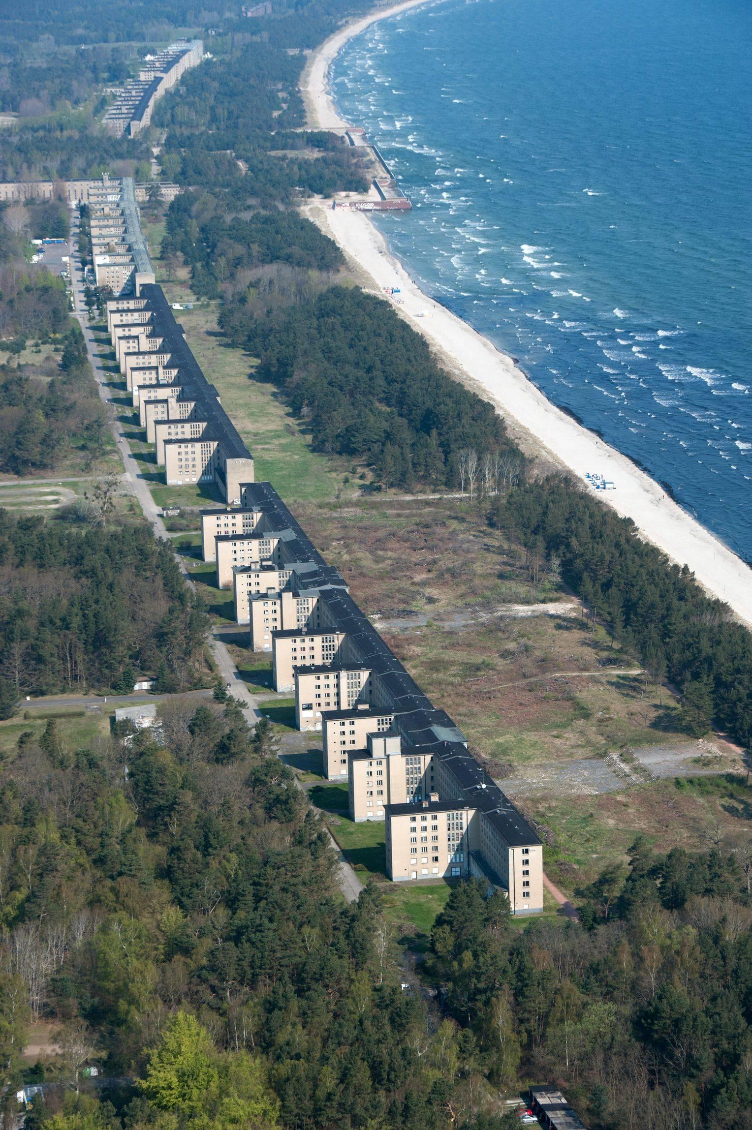 Отдых на острове рюген в германии: как добраться и где отдохнуть