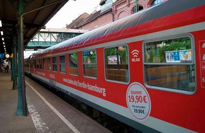 Как быстро и дешево добраться из берлина в копенгаген