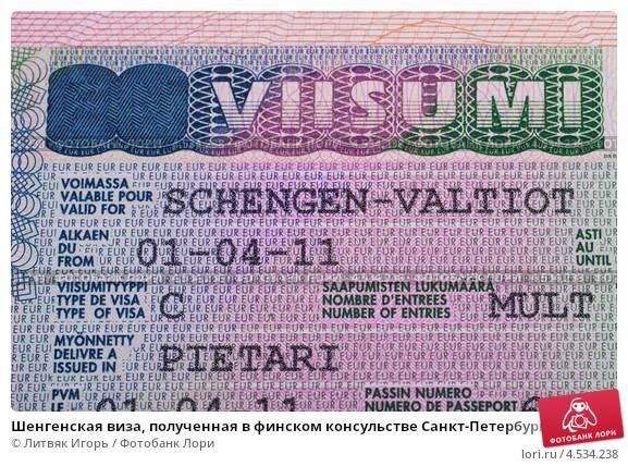 Финская виза без регистрации (прописки) в спб | шенгенская виза в финляндию