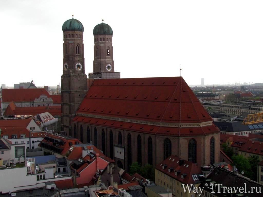 Топ достопримечательности мюнхена - что посмотреть за 1 день в центре города?