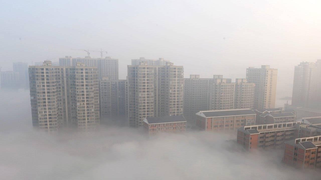 Экологическая катастрофа китая (часть 1): опасный воздух | великая эпоха