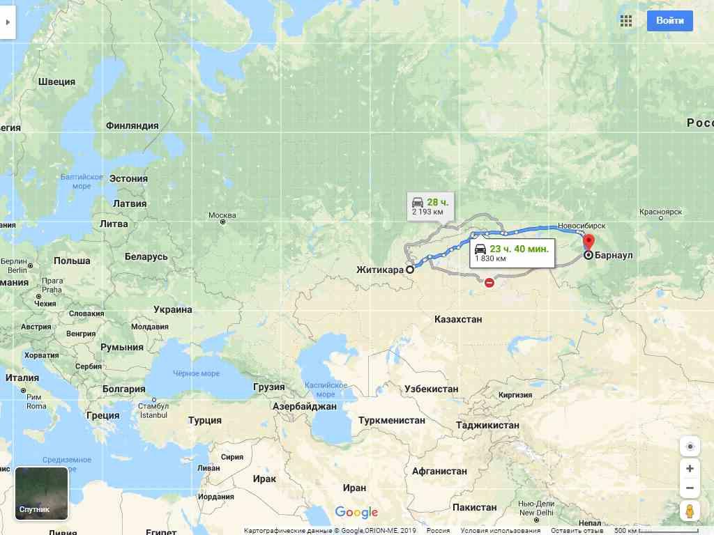 Автомобильная дорога берлин новосибирск
