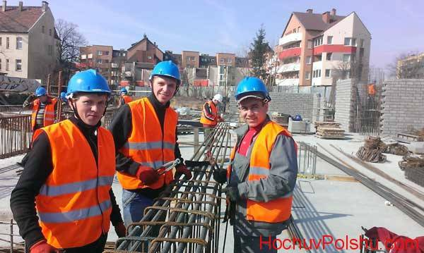 Работа в польше трудоустройство для украинцев ★ агентство труда pollux