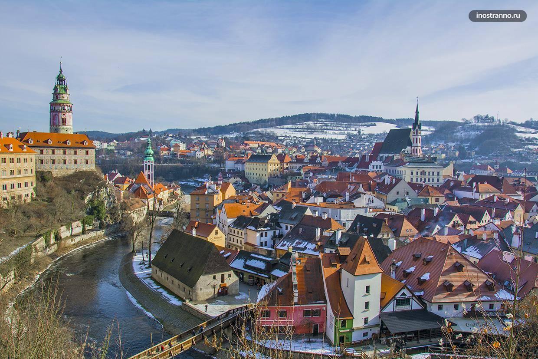Экскурсии из праги в чешский крумлов — цены и расписание