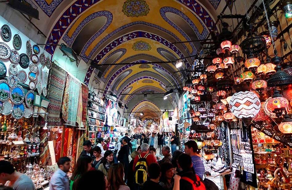 Гранд-базар в стамбуле – как добраться, что можно купить, часы работы