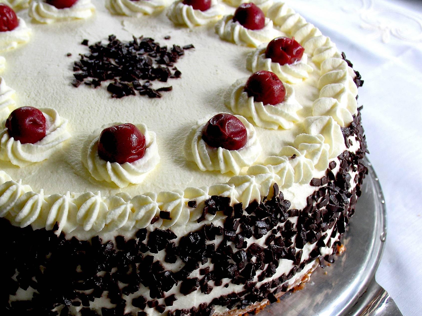 Самые вкусные торты.