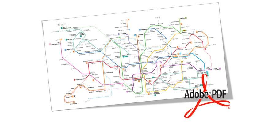 Особенности использования метрополитена барселоны