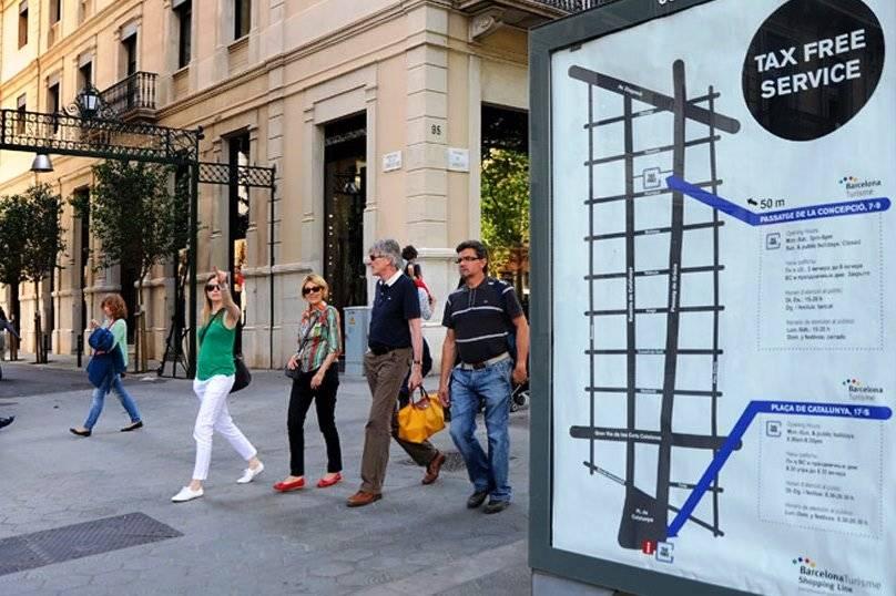 Такс-фри (tax free) в испании. испания по-русски - все о жизни в испании