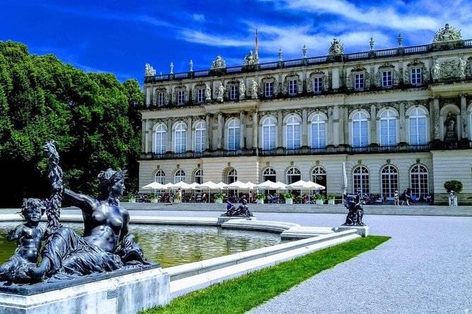 Замки мюнхена: обзор, описание, экскурсии