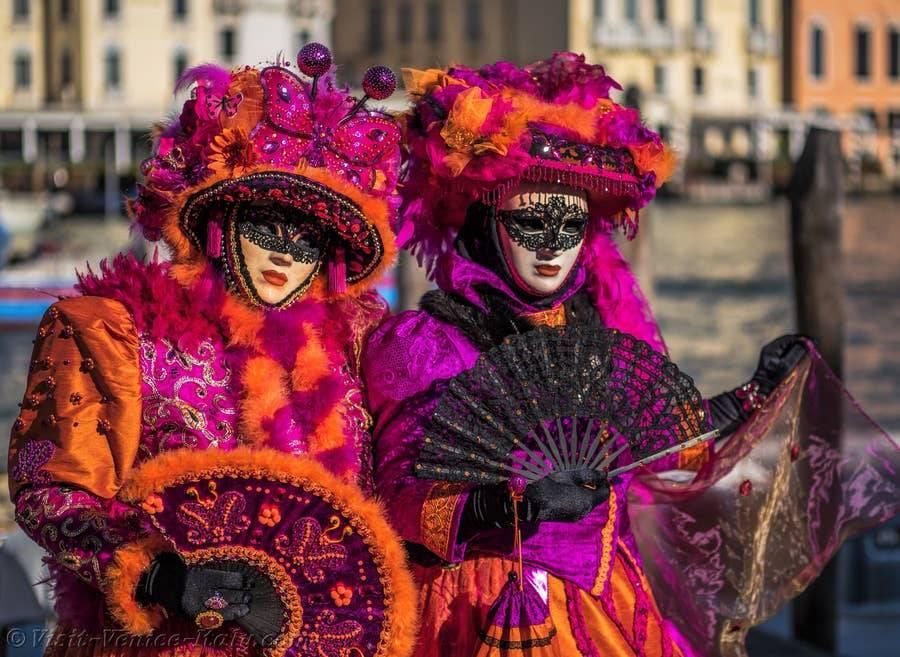 Традиции испанских карнавалов