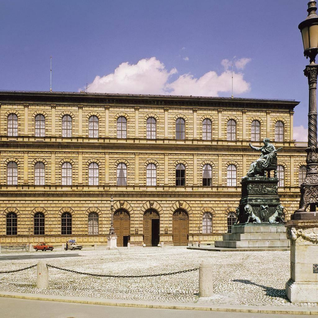 Старый город мюнхена (altstadt münchen / альтштадт) - сердце мюнхена