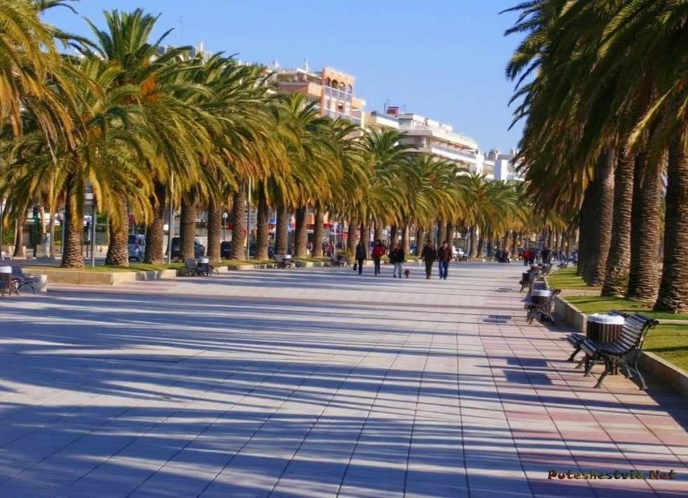Салоу, испания - всё об отдыхе на курорте салоу