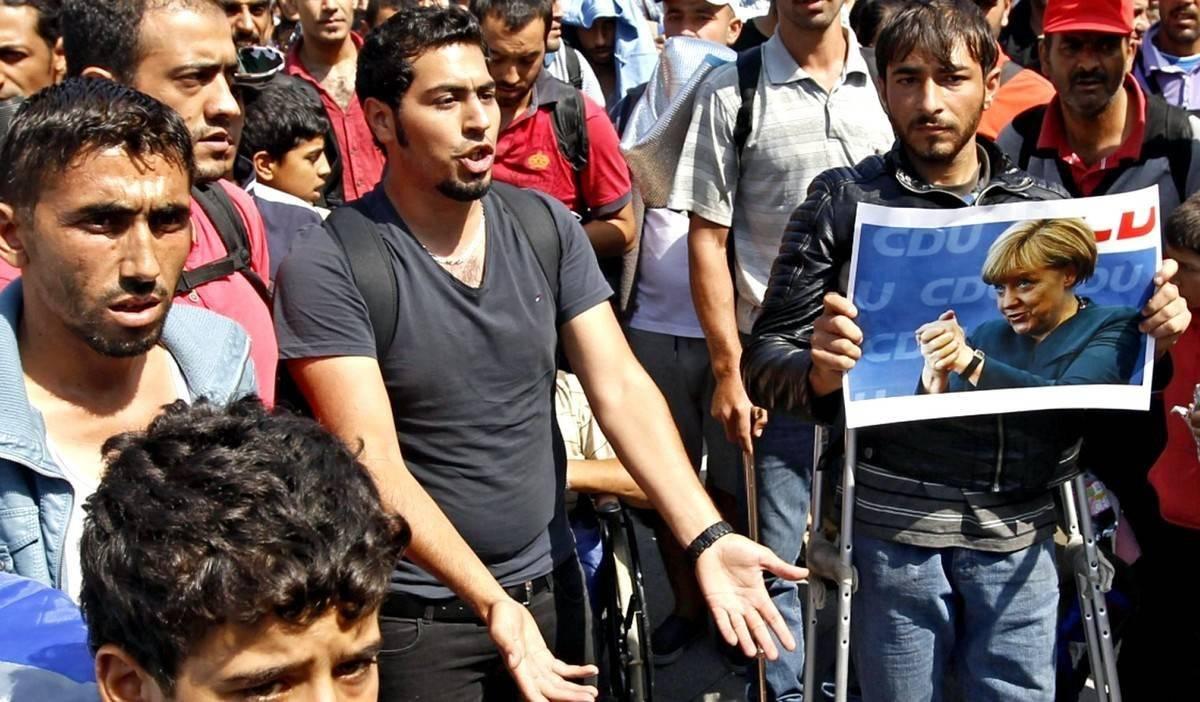 Немцы хотят ассимиляцию, а турки интеграцию | ислам в дагестане