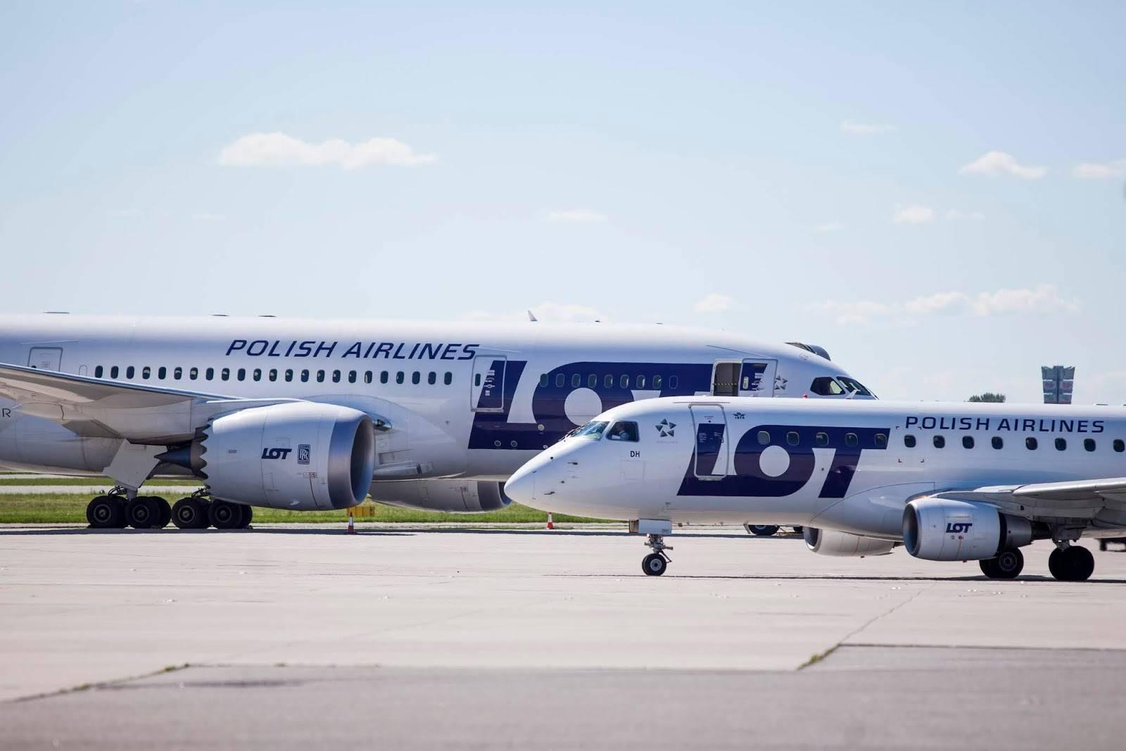 Авиакомпания lot polish airlines: куда летает, какие аэропорты, парк самолетов