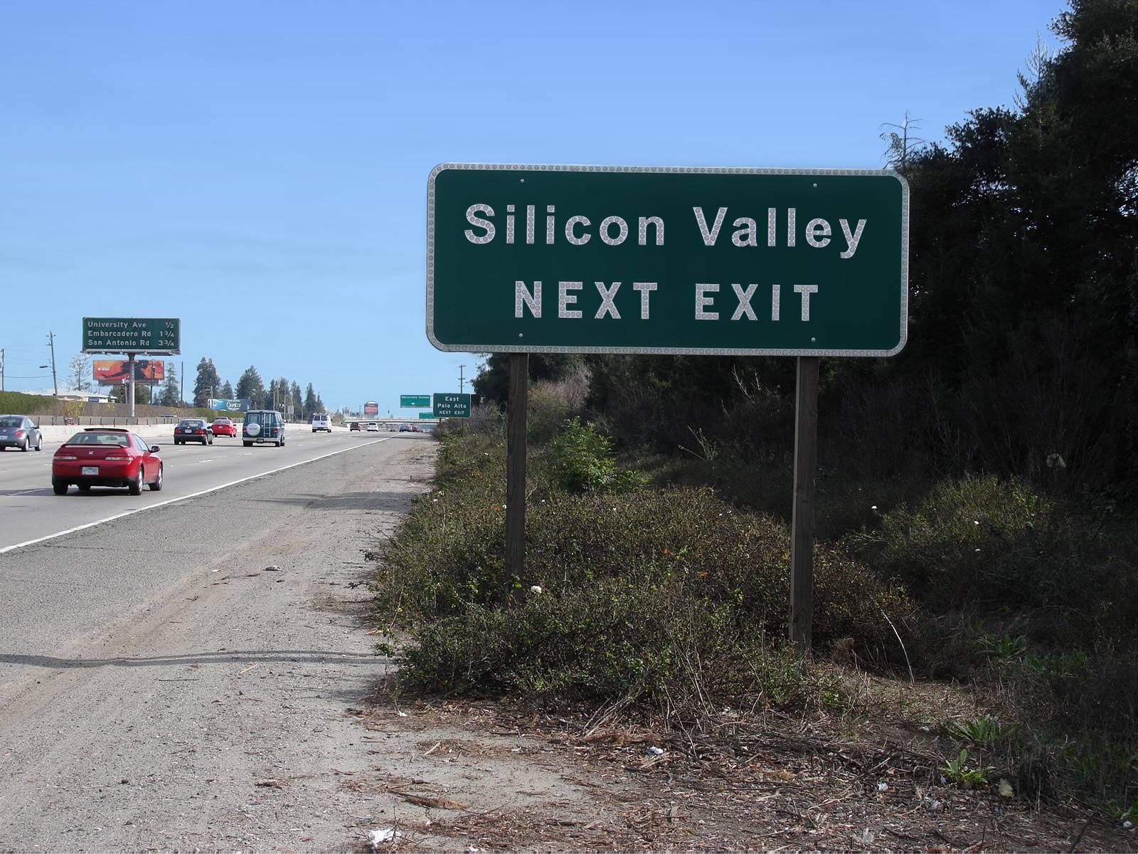 Силиконовая долина сша | открой америку