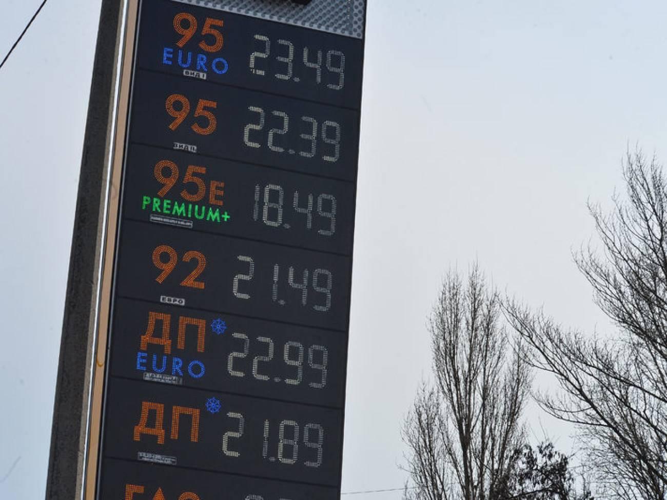 Сколько стоит бензин в сша? цены на бензин в америке