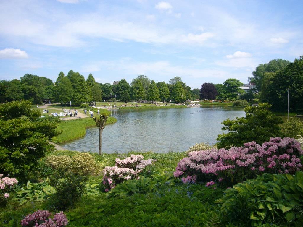 Шесть чудес главного ботанического сада ран