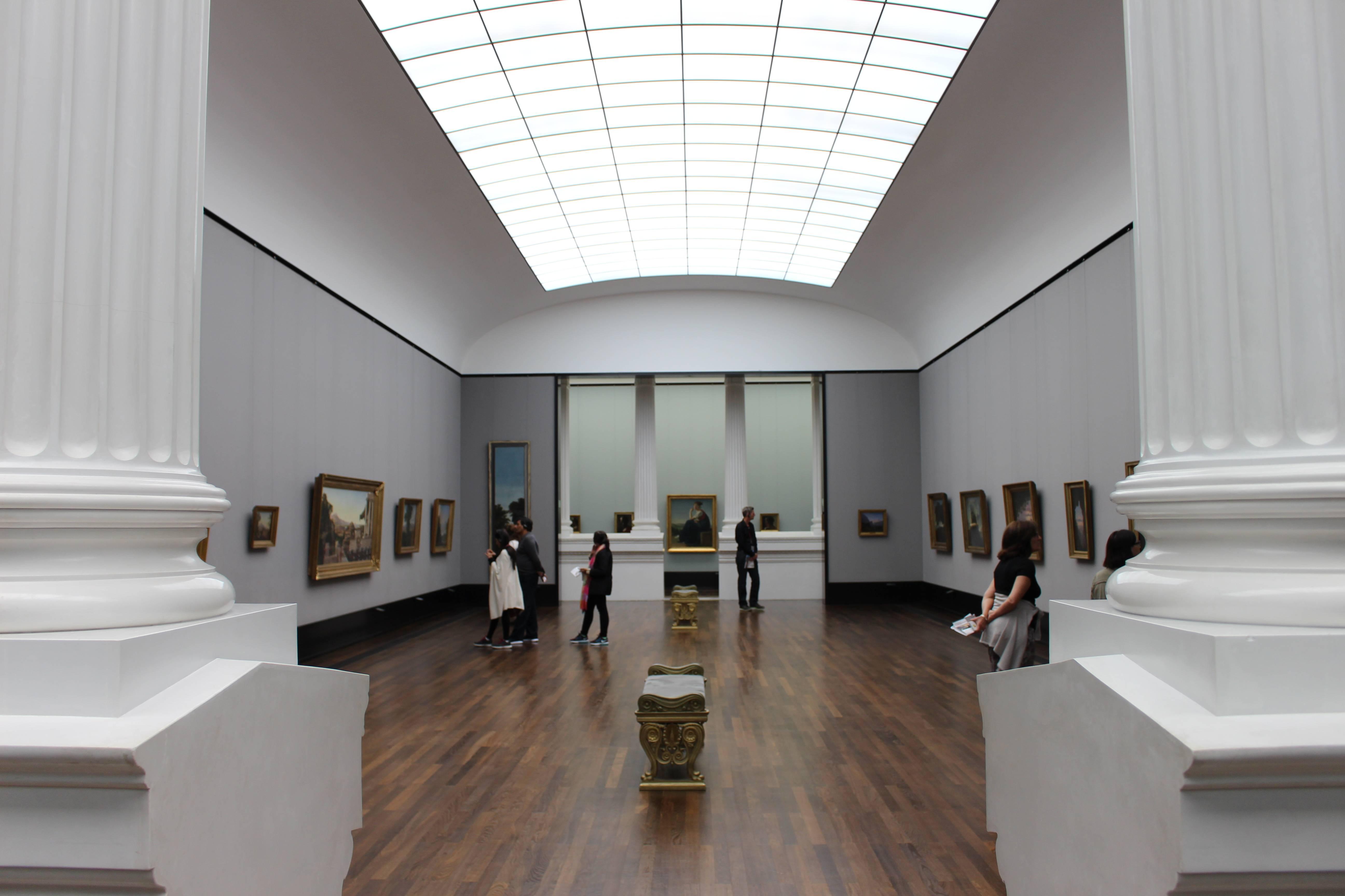 Старая национальная галерея, берлин — картины, сайт, адрес, цена билета, часы работы, отели рядом на туристер.ру