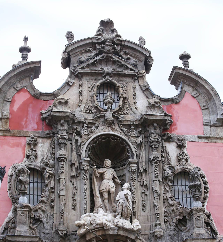 Испанская архитектура (продолжение - испанская колониальная архитектура)