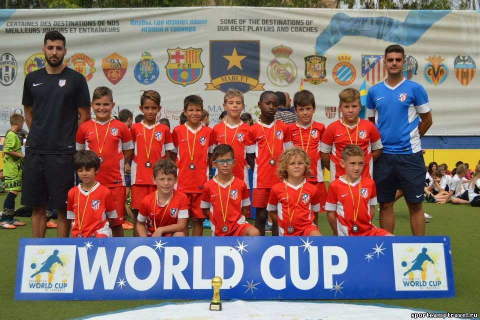 Sfa - просмотры в футбольных клубах испании от spain football academy