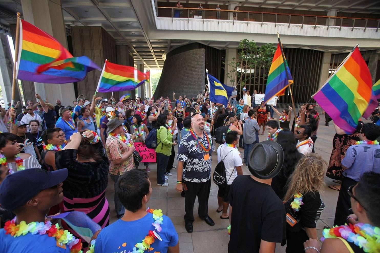 15 стран, где легализованы однополые браки