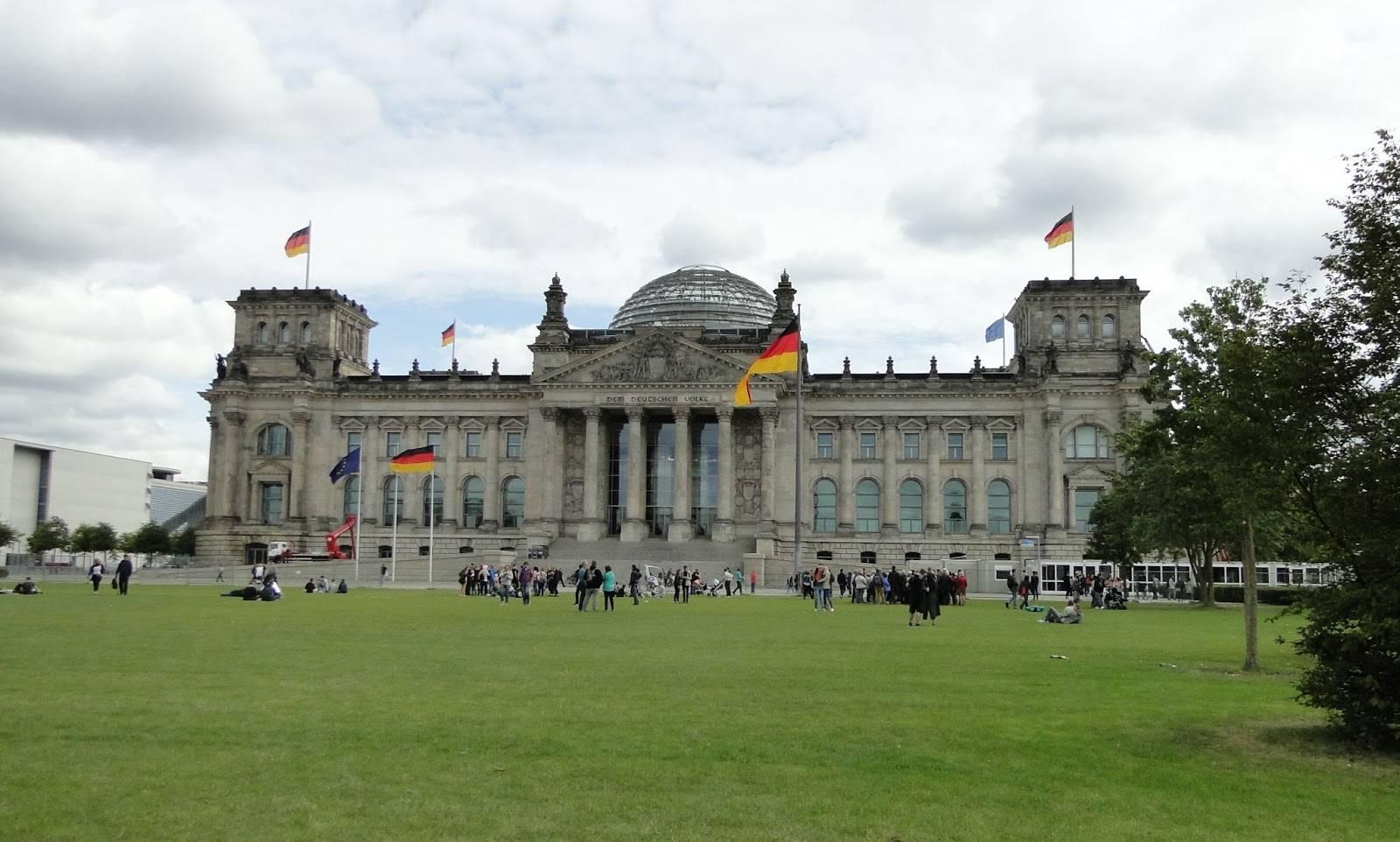Купол рейхстага (reichstag dome)