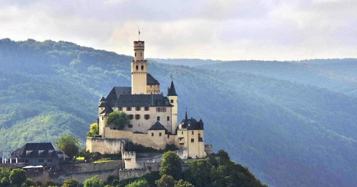 Самые известные замки германии