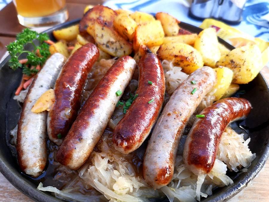 Баварская кухня: традиционные блюда и рецепты их приготовления