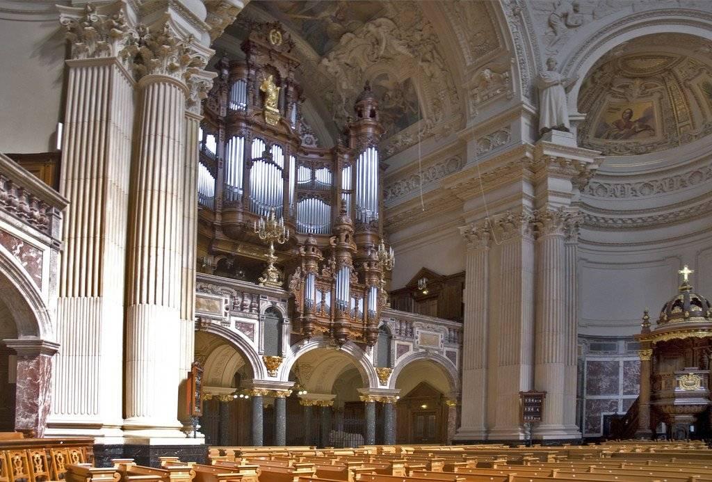 Берлинский кафедральный собор - история, фото, описание, время работы, цены на билеты 2021, карта