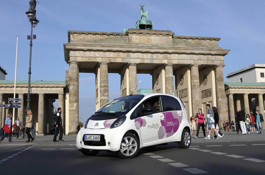Как осуществляется аренда авто в Берлине